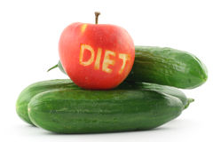 4 dieta obraz royalty free