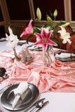 4 dinning elegantes Imagem de Stock