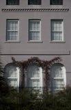 4 dom Charleston Obrazy Stock