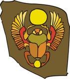 4 egypt royaltyfri illustrationer