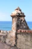 4 el morro puerto rico Zdjęcia Royalty Free