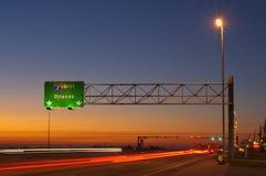 4 Florida międzystanowy Zdjęcie Stock