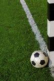 4 futbol Fotografia Stock