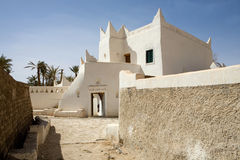 4 ghadamis Ливия города Стоковое Изображение