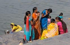 4 ghats udaipur 库存照片