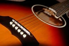 4 gitara Zdjęcia Stock