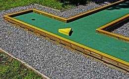 4 golfowego mały Zdjęcia Stock