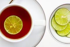 4 herbatka 8543 Zdjęcie Stock