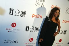 4 holly peete Robinson fotografia stock