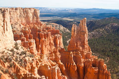 4 hoodoos каньона bryce Стоковые Фото
