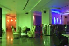 4 hoteli wnętrze Obraz Stock