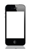 4 iphone 免版税库存图片