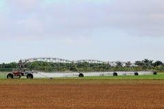 4 irygaci rolna ziemia Zdjęcia Stock