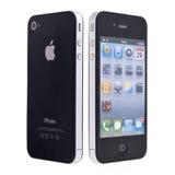 4 jabłek iphone nowy Obraz Royalty Free