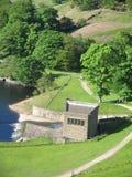 4 jezioro Derbyshire Zdjęcie Royalty Free
