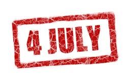 4 july Stock Photo