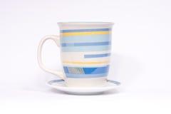 4 kaffekopp royaltyfria bilder
