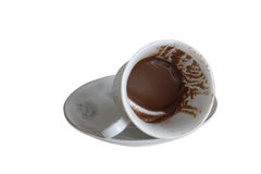 4 kawy pomyślność Fotografia Royalty Free