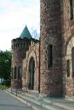 4 kościoła Obraz Stock