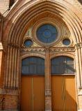 4 kościoła Zdjęcie Royalty Free