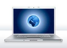 4 laptop Obraz Stock