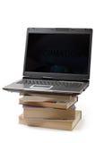 4 a laptopa Zdjęcia Royalty Free