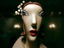 4 le mannequin viva 免版税图库摄影