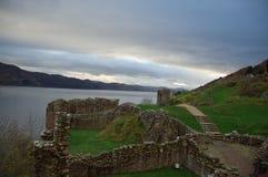 4 Loch Ness Шотландия стоковые фото