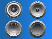 4 Loudspeakers 5 Stock Images