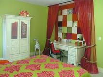 4 lyx för 9 sovrum Arkivbilder