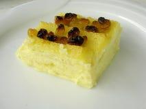 4 masła chlebów pudding Obrazy Stock