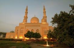 4 meczet Dubai Zdjęcie Stock