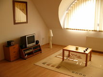 4 mieszkanie. Fotografia Royalty Free