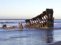 4 morning wreck στοκ φωτογραφίες με δικαίωμα ελεύθερης χρήσης