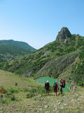4 mountaineering zdjęcie royalty free