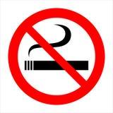 4 non fumatori (+ vettore) Fotografie Stock