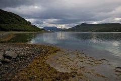 4 norr norway Arkivbild