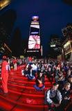 4 novembre 2008 - il Times Square in NYC Immagini Stock Libere da Diritti