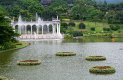 4 ogrodów krajobrazu Obrazy Stock