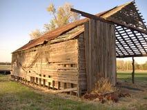 4 opuszczonej stodole Zdjęcia Royalty Free