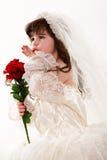4 oskyldiga gammala litet barnårsbarn Royaltyfria Bilder