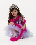 4 oskyldiga gammala litet barnbarn år Royaltyfria Foton
