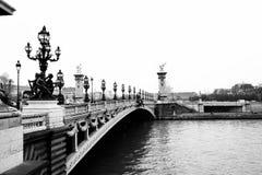 4 Paryża Fotografia Royalty Free