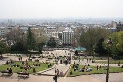 4 Paryża Obrazy Royalty Free