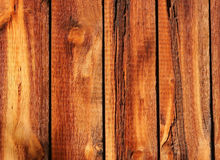 4 planks. Old exterior siding - 4 planks stock photo