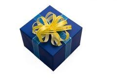 4 pudełek prezent Fotografia Royalty Free