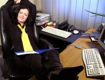 4 Relaxed Fotografia Stock Libera da Diritti
