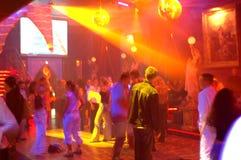 4 sali tańca zdjęcie stock