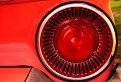 4 samochodów classic Zdjęcia Royalty Free
