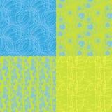 4 seamless texture Stock Photo